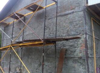 У Винниках триває ремонт Народного дому