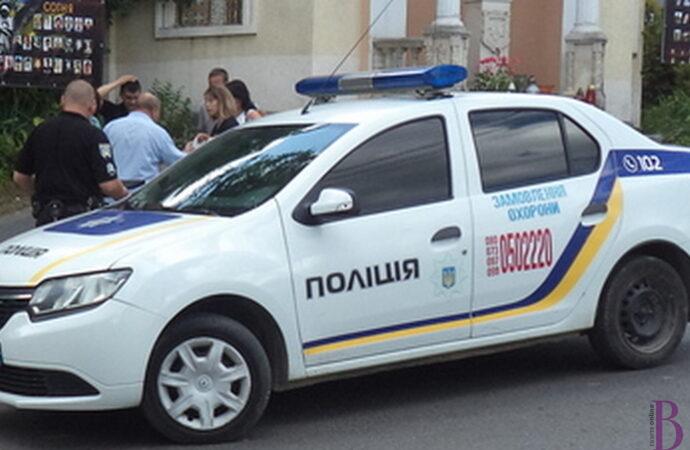 У Винниках футбольні фанати пошкодили авто київського журналіста