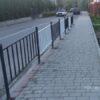 На вулиці Сахарова у Винниках встановлено турнікети