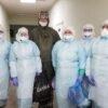 Протягом 9-11 травня у госпіталі померло троє пацієнтів