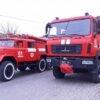 Рятувальники 61-ої ДРПЧ Винник двічі виїжджали на виклики на вул. Івана Франка
