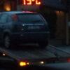 Перед автомобільним мостом у Винниках знову автотроща