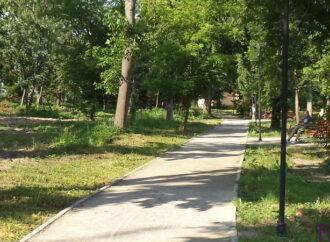 У Винниках облаштували для відпочинку ще один парк