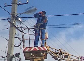 У Винниках згоріла електропідстанція – працюють ремонтники