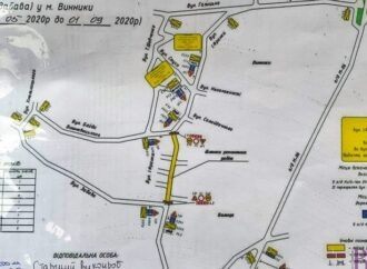 У Винниках змінився маршрут шатл-басу