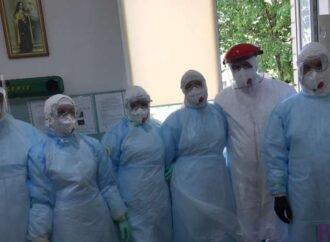 10-17 червня: кількість хворих у госпіталі Винник й далі зростає