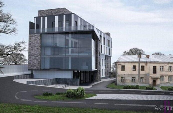 Захоплює подих: у Винниках спроектували Галерею сучасного мистецтва з пішохідно-оглядовим містком над КЦ «Дозвілля»