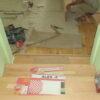 У Народному домі Винник тривають внутрішні ремонтні роботи