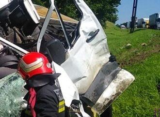 Правоохоронці встановили особу водія, який у п'ятницю загинув під час ДТП неподалік Винник