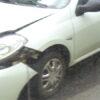 На вулиці Тракт Глинянський не розминулися дві автівки