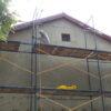 У Народному домі Винник завершують ремонт фасаду