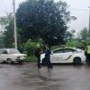 На перехресті Лисика-Кільцева сталося ДТП (фото)