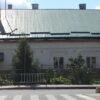 У Винниках ремонтують фасад Будинку дитячої та юнацької творчості