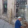 У Винниках ремонтують фасад комунального будинку