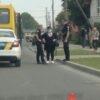 Правоохоронці просять школярів дотримуватись правил дорожнього руху