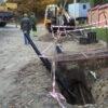 У Винниках завершують будівництво ще одного колектора