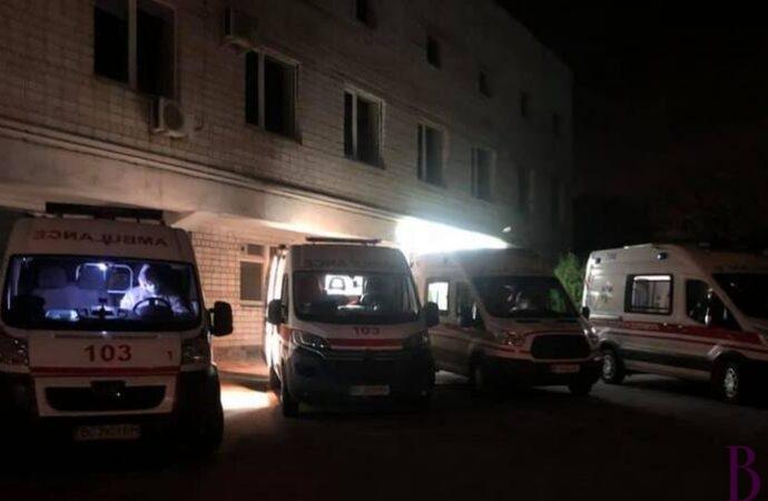 З  госпіталя у Винниках евакуйовували 21 пацієнта: вийшла з ладу система кисневого постачання