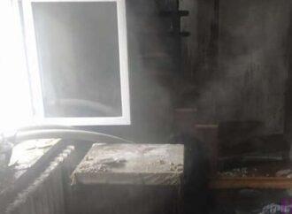 У селі Підбірці під час пожежі потерпіло двоє людей