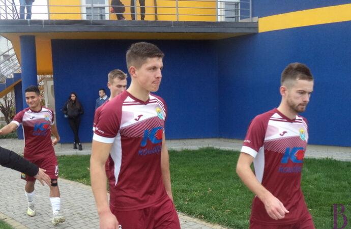 Футболісти «Юності» перемогли ФК «Волинь-2»