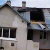 У селі Гаї загорівся житловий будинок