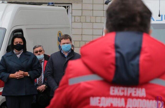 У винниківському госпіталі – 20 хворих на КОВІД
