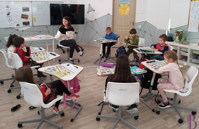 У Винниках триває набір у 1-4 класи двомовної школи повного дня
