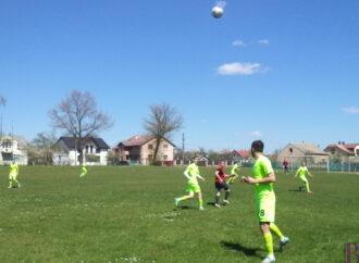 У неділю футболісти ФК «Жупан» провели тренувальний поєдинок