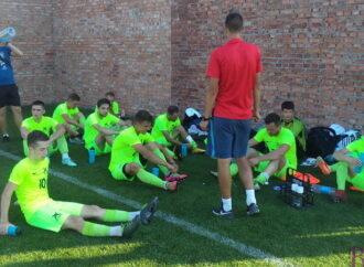У неділю футболісти ФК «Жупан» зіграють тренувальний поєдинок у Рудно
