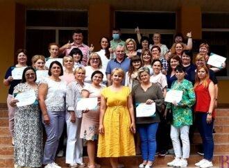 У Винниківській санаторній школі розпочали дворічний проєкт «Перезавантаження лідерів освіти»