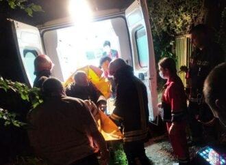 У Винниках згоріла дача на вулиці Хмельницького: в господаря обгоріли ноги