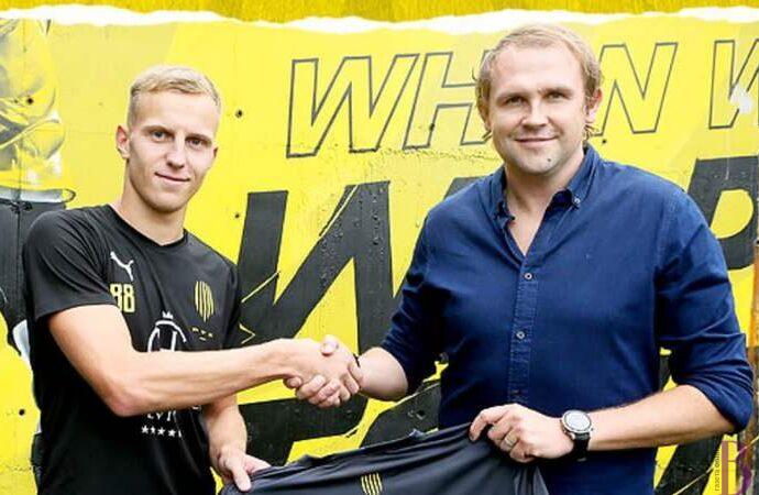 Вихованець винниківського футболу перейшов у «Рух»