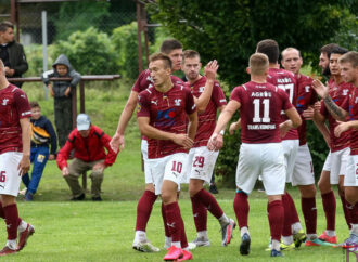 Футболісти «Юності» розгромили львівську «ДЮШ»