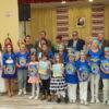 У БДЮТі міста Винники відбулася презентація дитячої книги поезій Марії Лукашкевич
